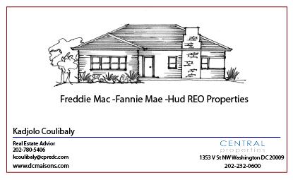 Fannie Mae -Freddie Mac- Hud REOproperties