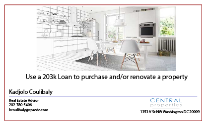 Using a 203k Loan to purchase a property.